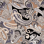 Taupe Paisley (TPP)