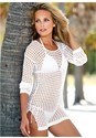 Front view Crochet Tunic