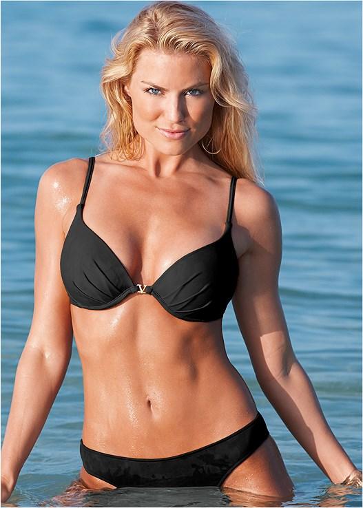 e211272d98de32 Black Beauty ENHANCER PUSH UP BRA Bikini | VENUS