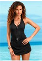 Front view Slimming Swim Dress
