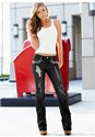 Front view Embellished Jeans