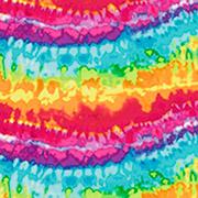 Rainbow Tie Dye (RTD)