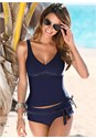 Front view Tankini Top