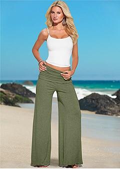 easy foldover pants