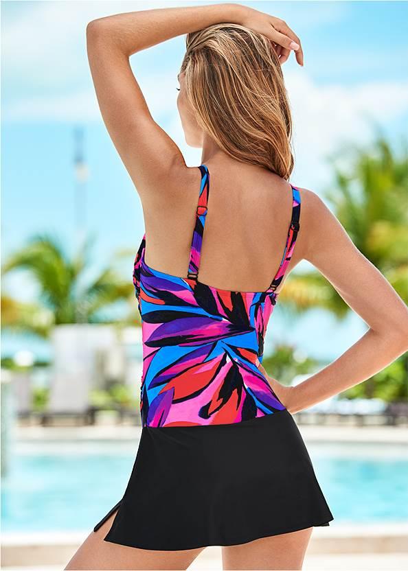 Back view Swim Dress