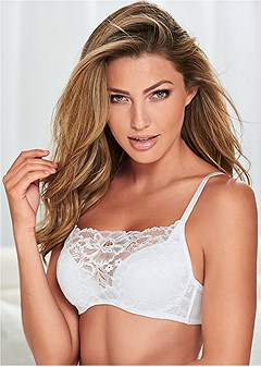 everyday you lace cami bra