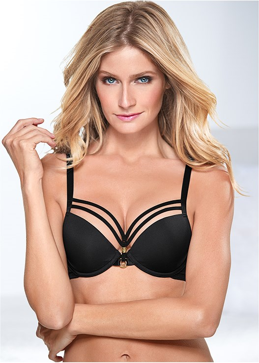 KISSABLE STRAPPY PUSH UP