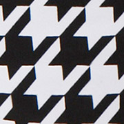 Black & White Houndstooth (BHO)