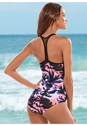 Back view Racerback One-Piece