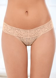 Alternate View Lace Thong 3 For $19
