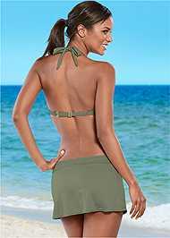 Alternate View Skirted Swim Bikini Bottom