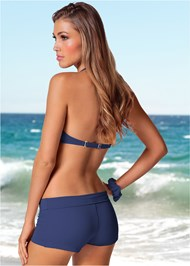 Back view Swim Short