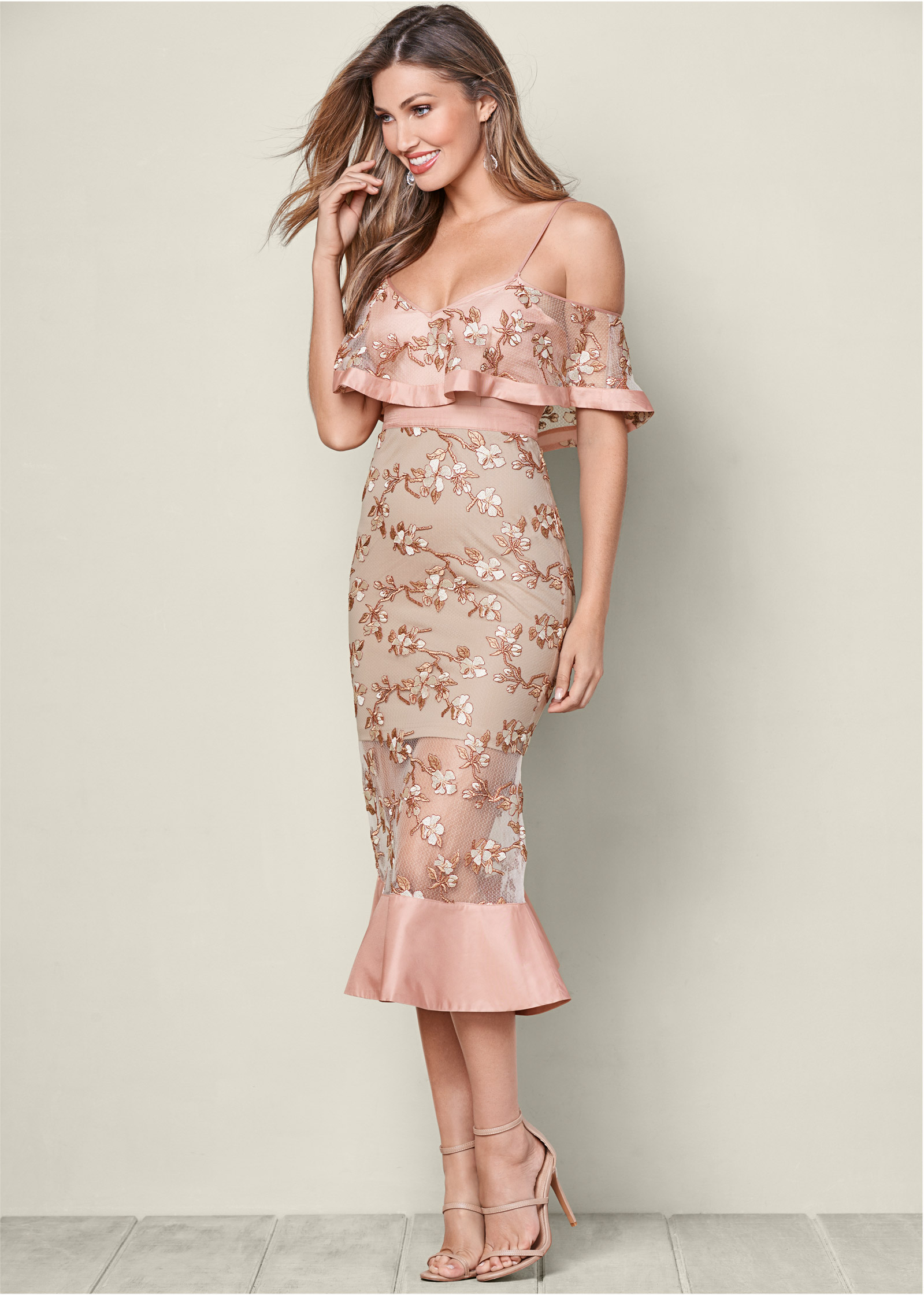 Light Pink Dress