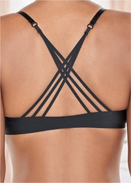 Alternate View Kissable Strappy Back Bra