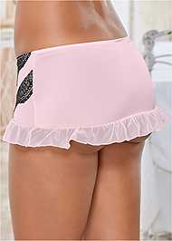 Alternate view Kissable Lace Ruffle Skirt
