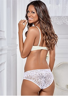 bride bikini brief