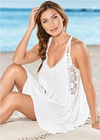 racerback crochet cover-up