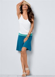 Front view Casual Tank Dress