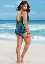 Alternate view The Aloha One-Piece