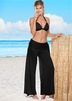 tie waist beach pant
