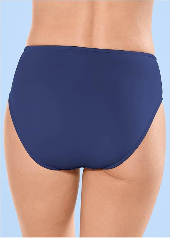 Alternate view Full Coverage Mid Rise Hipster Bikini Bottom