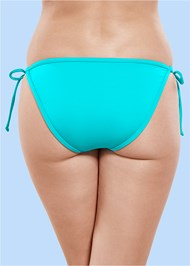 Alternate view Sequin String Bikini Bottom