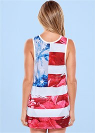 Alternate view Beachy Tank Cover-Up