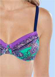 Alternate view Double Strap Underwire Top