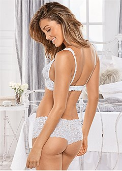 natural beauty lace cheeky