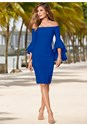 Front View Sleeve Detail Dress
