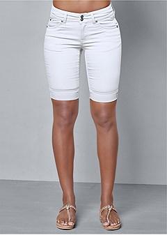 Women's Shorts: Denim, Lounge, Linen | Venus