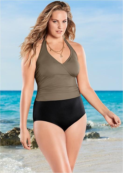 347e11605d991 Plus Size One-Piece Swimwear   Swimsuits – VENUS