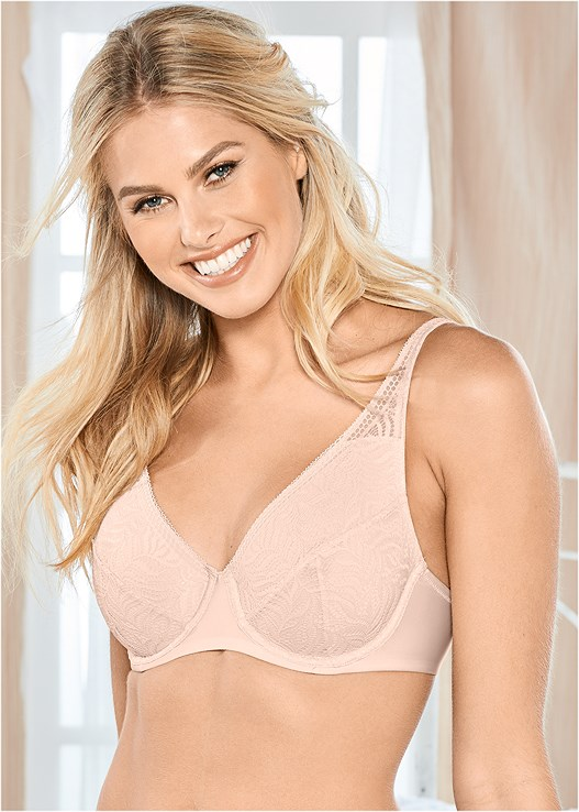 EVERYDAY YOU UNLINED BRA,EVERYDAY YOU LACE HIPSTER