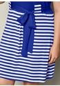Alternate View Tie Waist Casual Dress