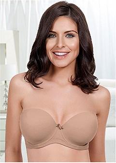 everyday you strapless bra