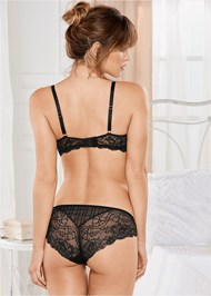 Back View Everyday You Unlined Bra