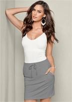 terry skirt