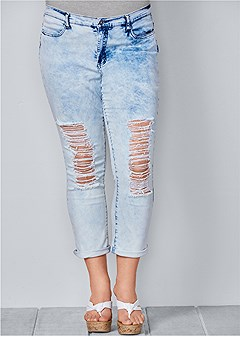 e59ea9716a Clearance Plus Size Denim Jeans