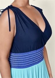 Alternate view Ombre Maxi Dress