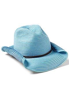 f6c43e7ddf7 crushable cowboy hat