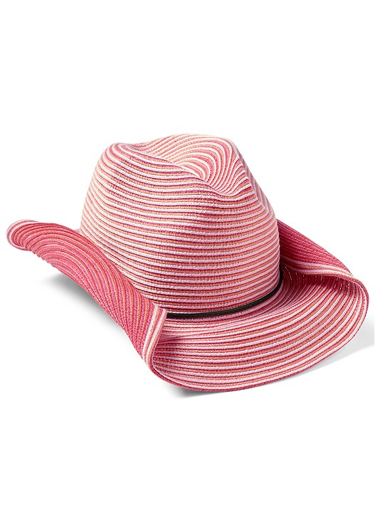 CRUSHABLE COWBOY HAT