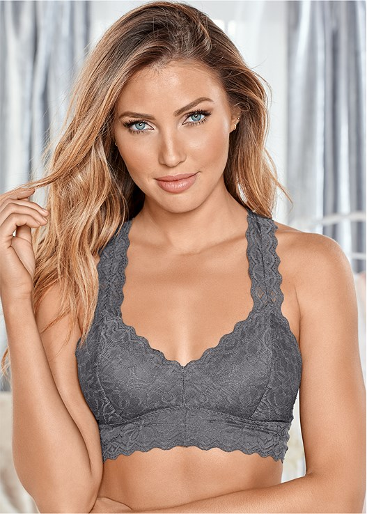 5b428d599b264 NATURAL BEAUTY BRALETTE in Dark Grey