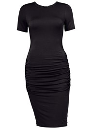 Alternate view Basic High Neck Dress