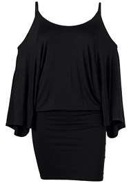 Alternate View Cold Shoulder Dress