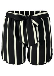 Alternate view Belted Stripe Shorts