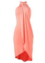 Alternate view Waterfall Maxi Dress