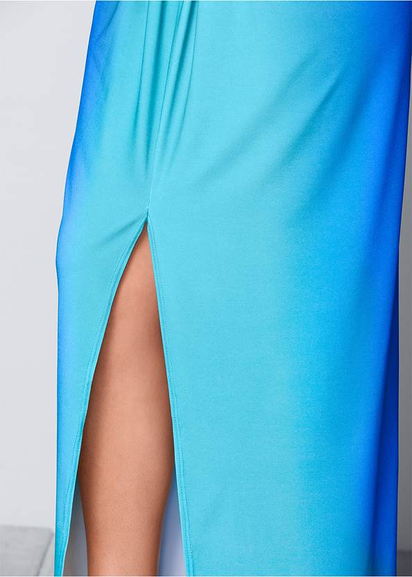Alternate view Ombre Embellished Skirt