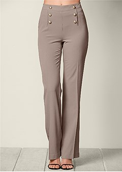 slimming flare pant