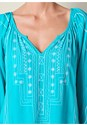 Alternate view Embroidered Tunic Top