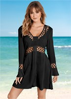 caged detail cover-up